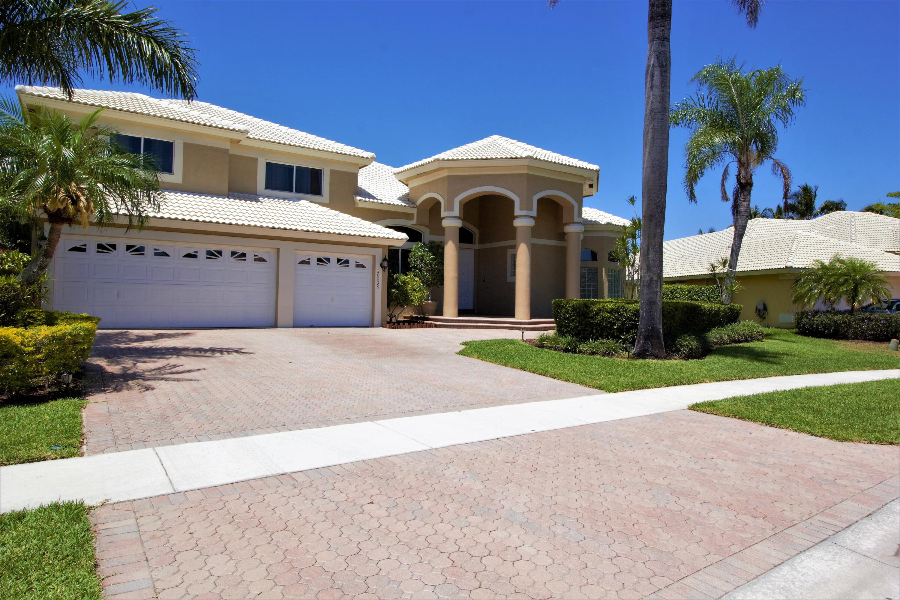 Home for sale in Boca Isles South Boca Raton Florida