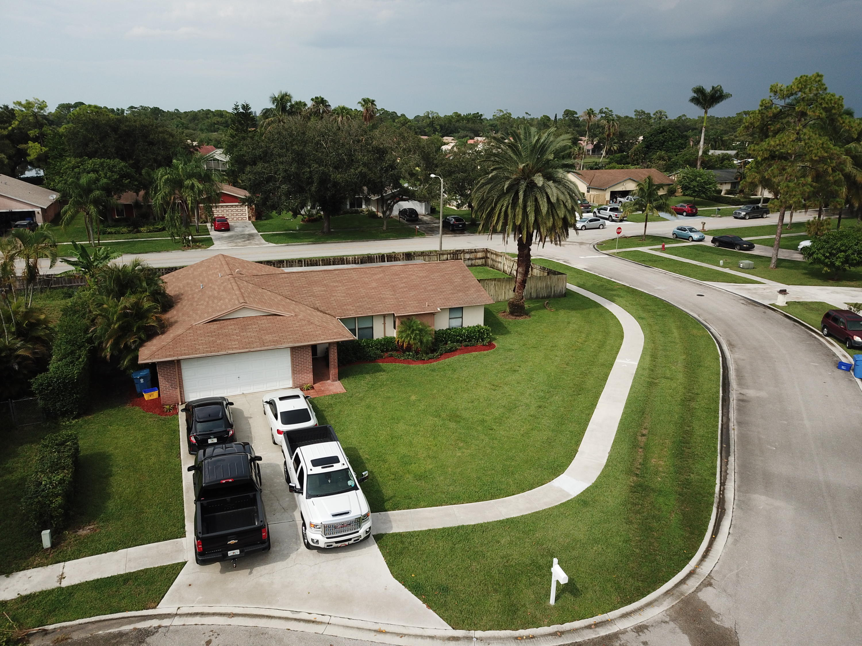 Home for sale in CRESTWOOD SUB UNIT 2 West Palm Beach Florida