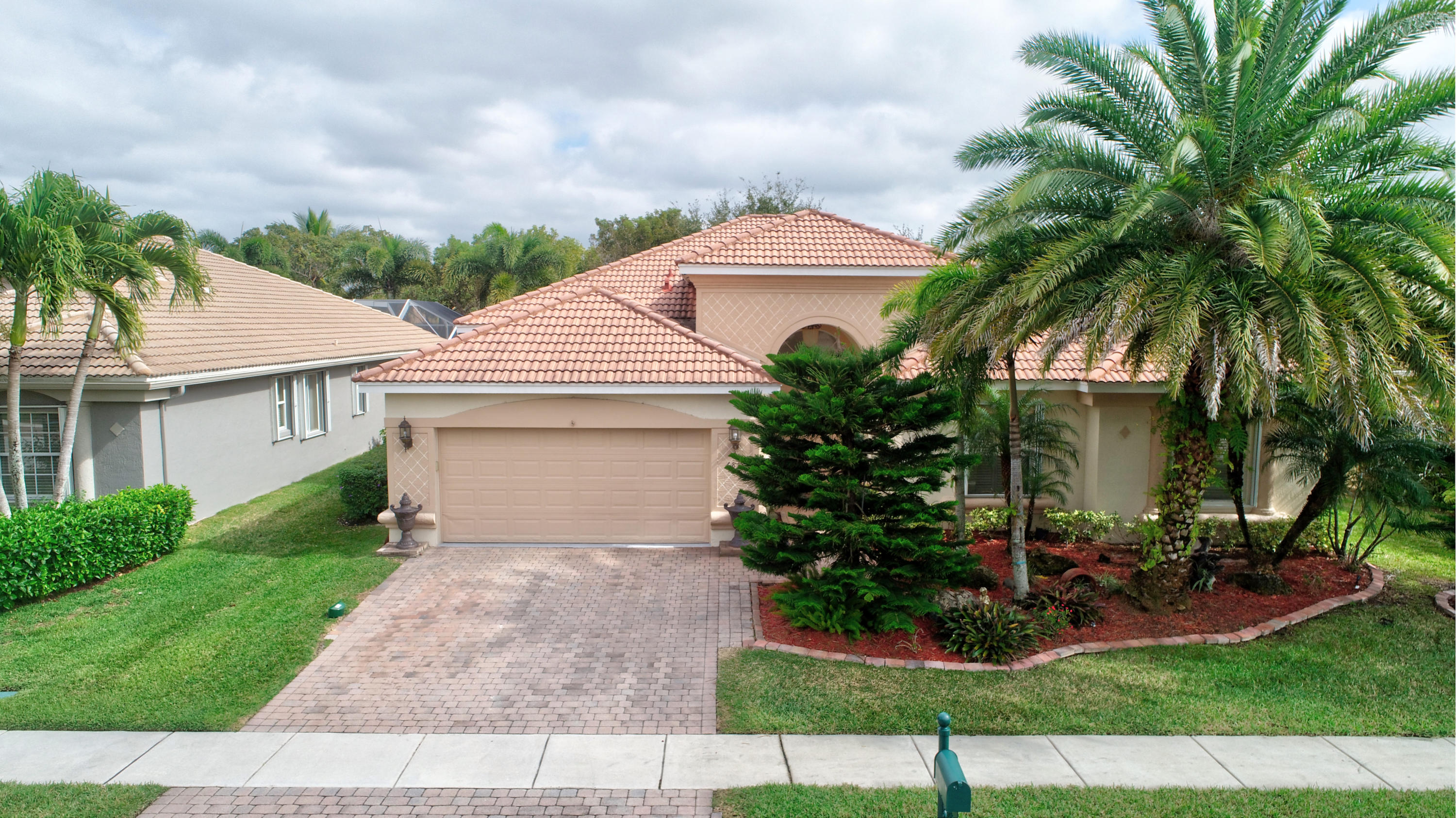 Home for sale in Villaggio Lake Worth Florida