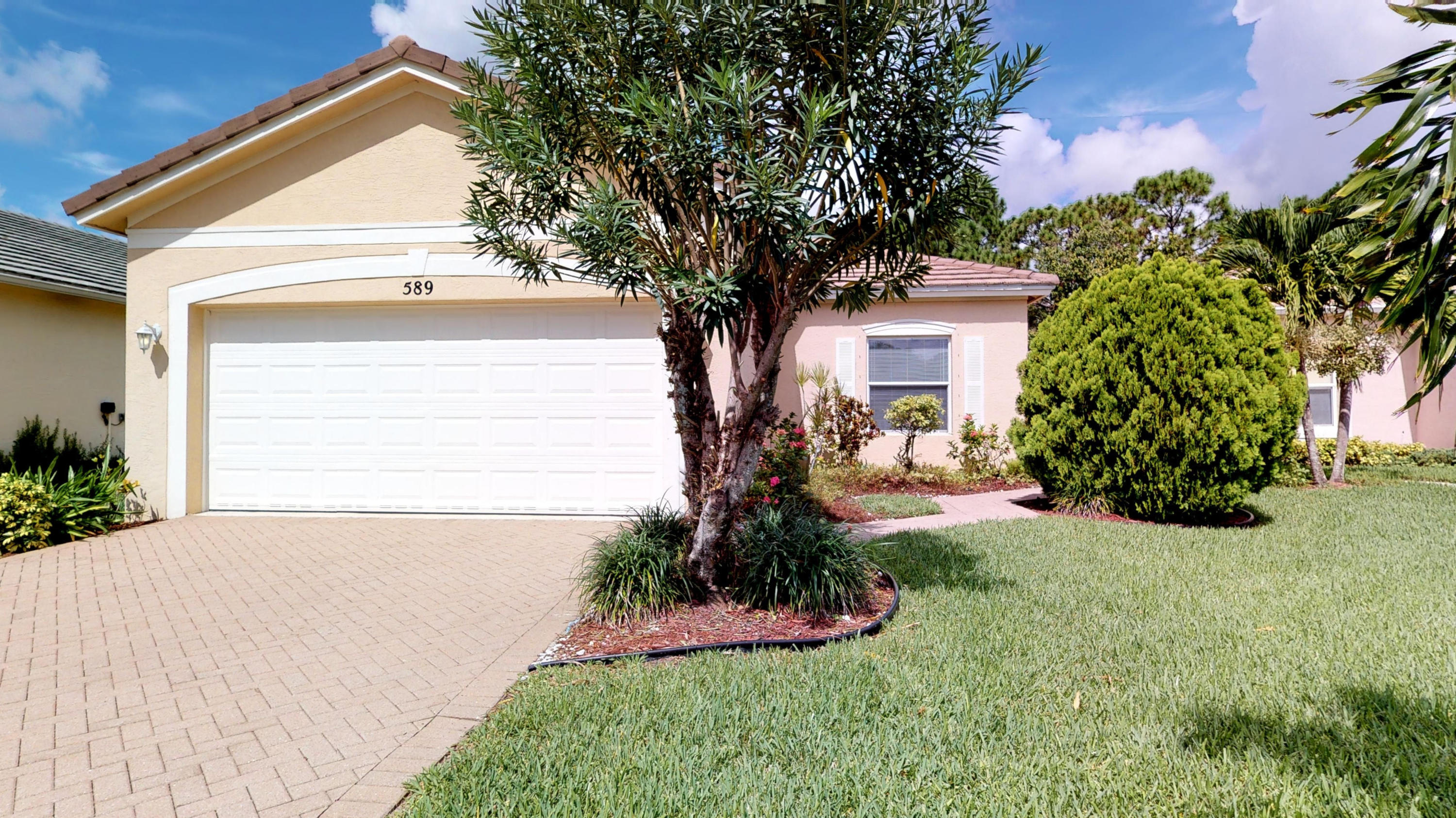 589 SW Indian Key Drive Port Saint Lucie, FL 34986