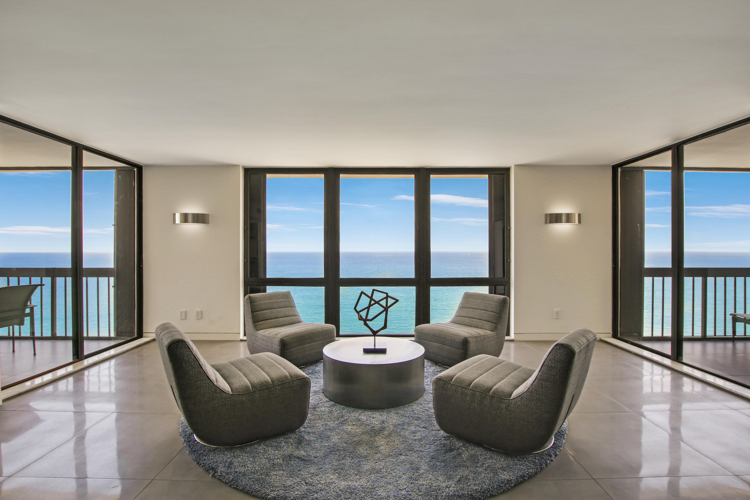 New Home for sale at 5380 Ocean Drive in Singer Island