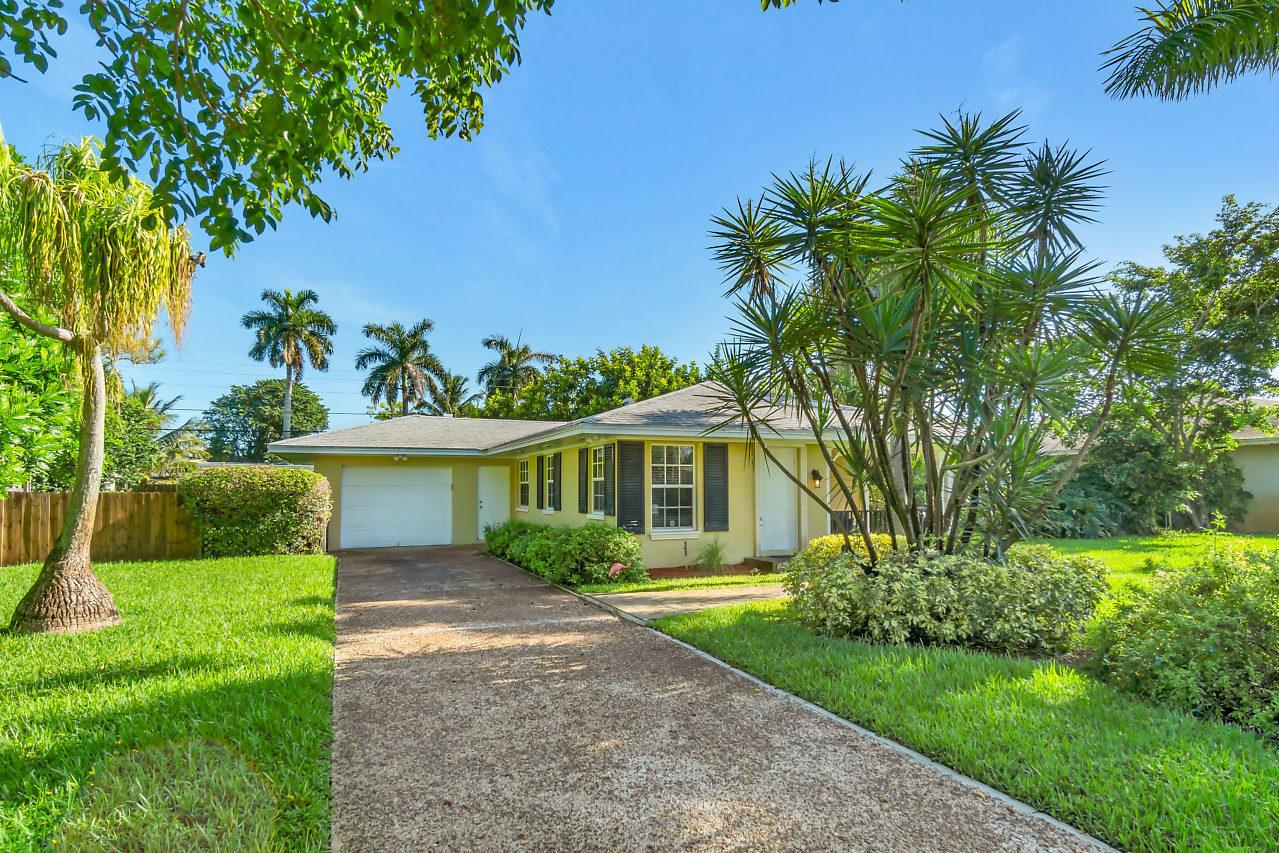 4553 Frances Drive  Delray Beach, FL 33445