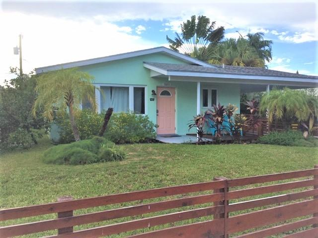 Home for sale in NORTH LAKE WORTH IN PB 5 PGS 48 & 49 Lake Worth Beach Florida