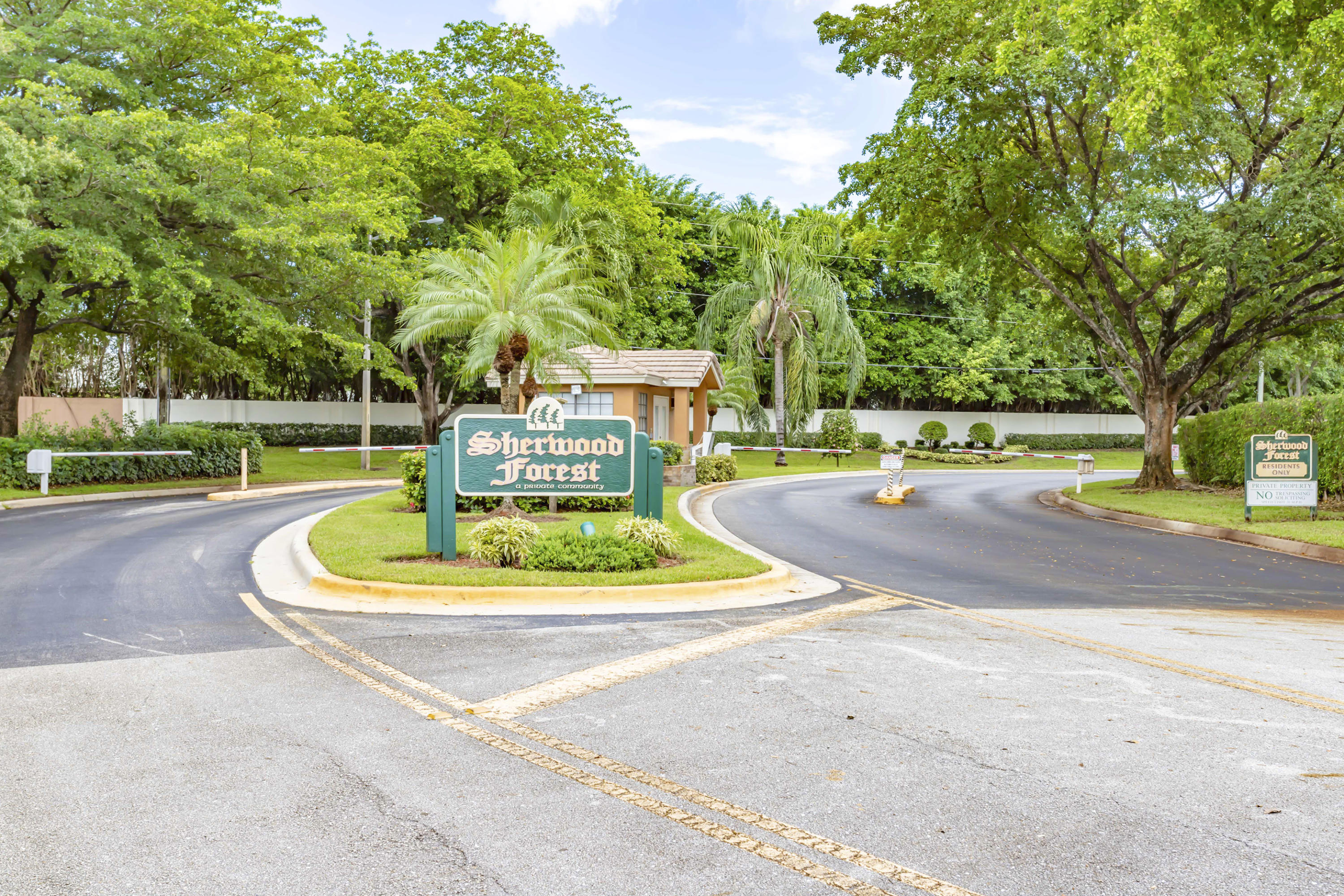 SHERWOOD FOREST DELRAY BEACH