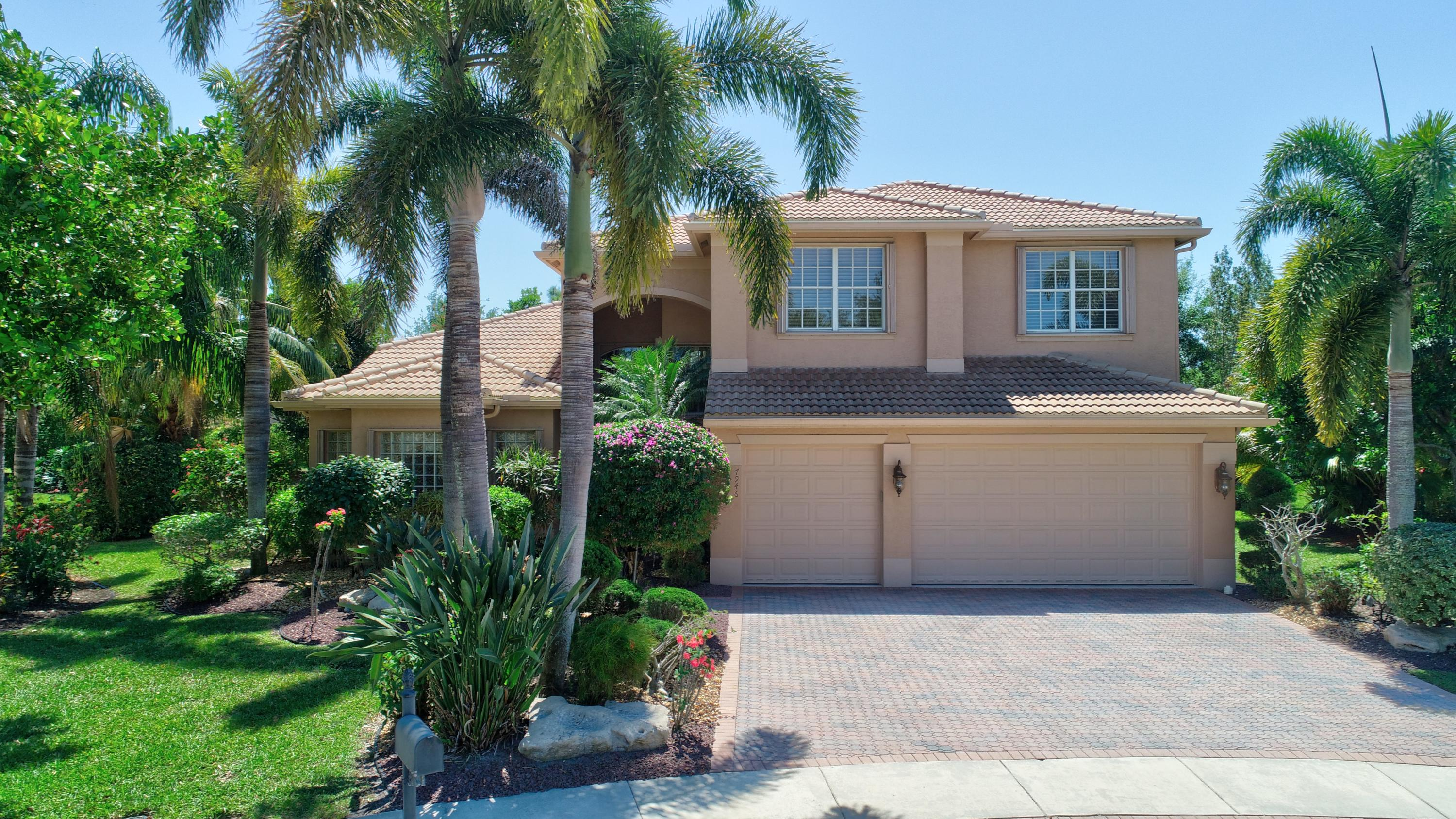 Home for sale in Valencia Shores Lake Worth Florida
