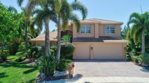 VALENCIA SHORES home 7946 Sunburst Terrace Lake Worth FL 33467