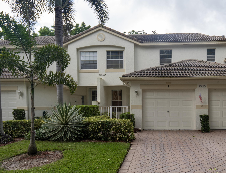 7910 Laina Lane 2  Boynton Beach FL 33437