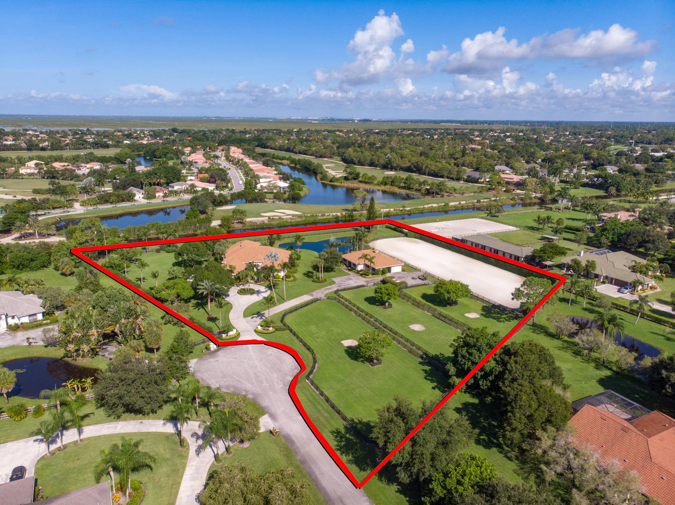 Home for sale in Paddock Park 02 Wellington Florida