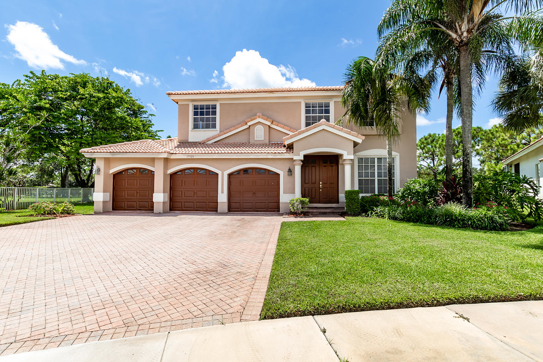 Home for sale in Lakefield West Wellington Florida