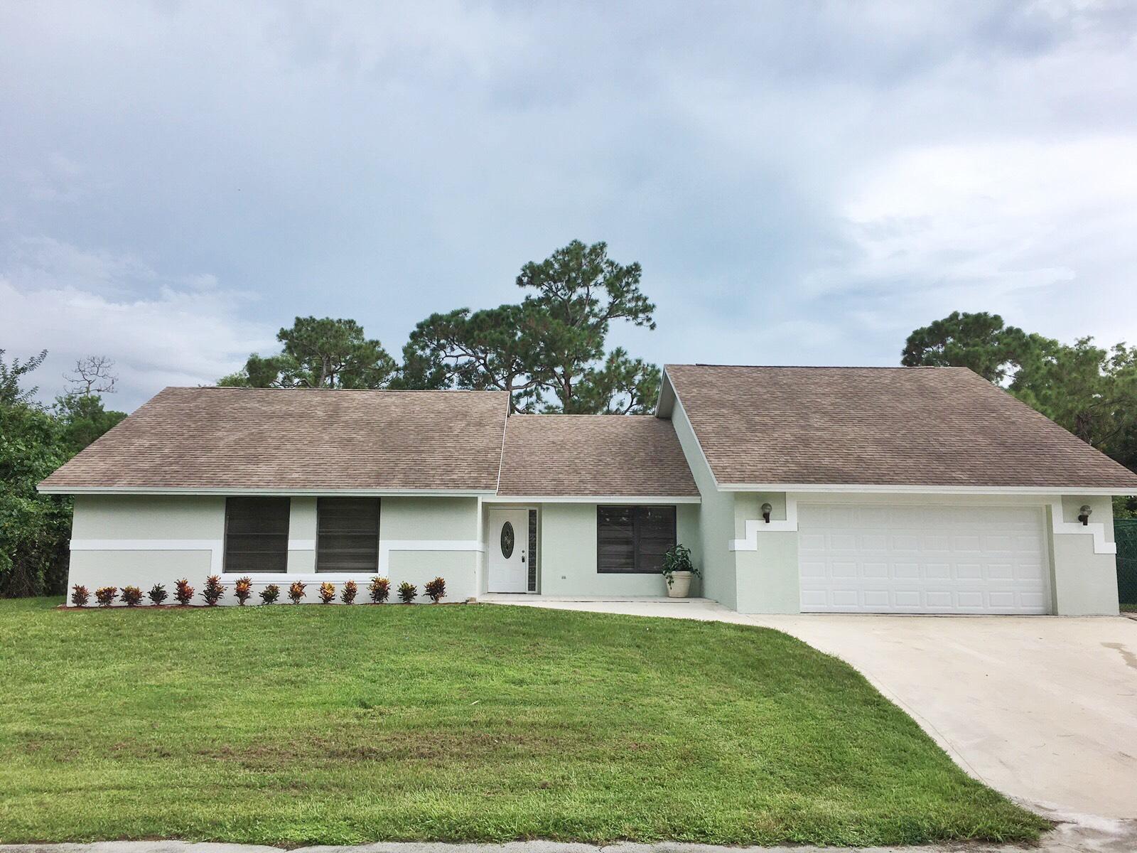 Home for sale in royal palm beach/acreage Royal Palm Beach Florida
