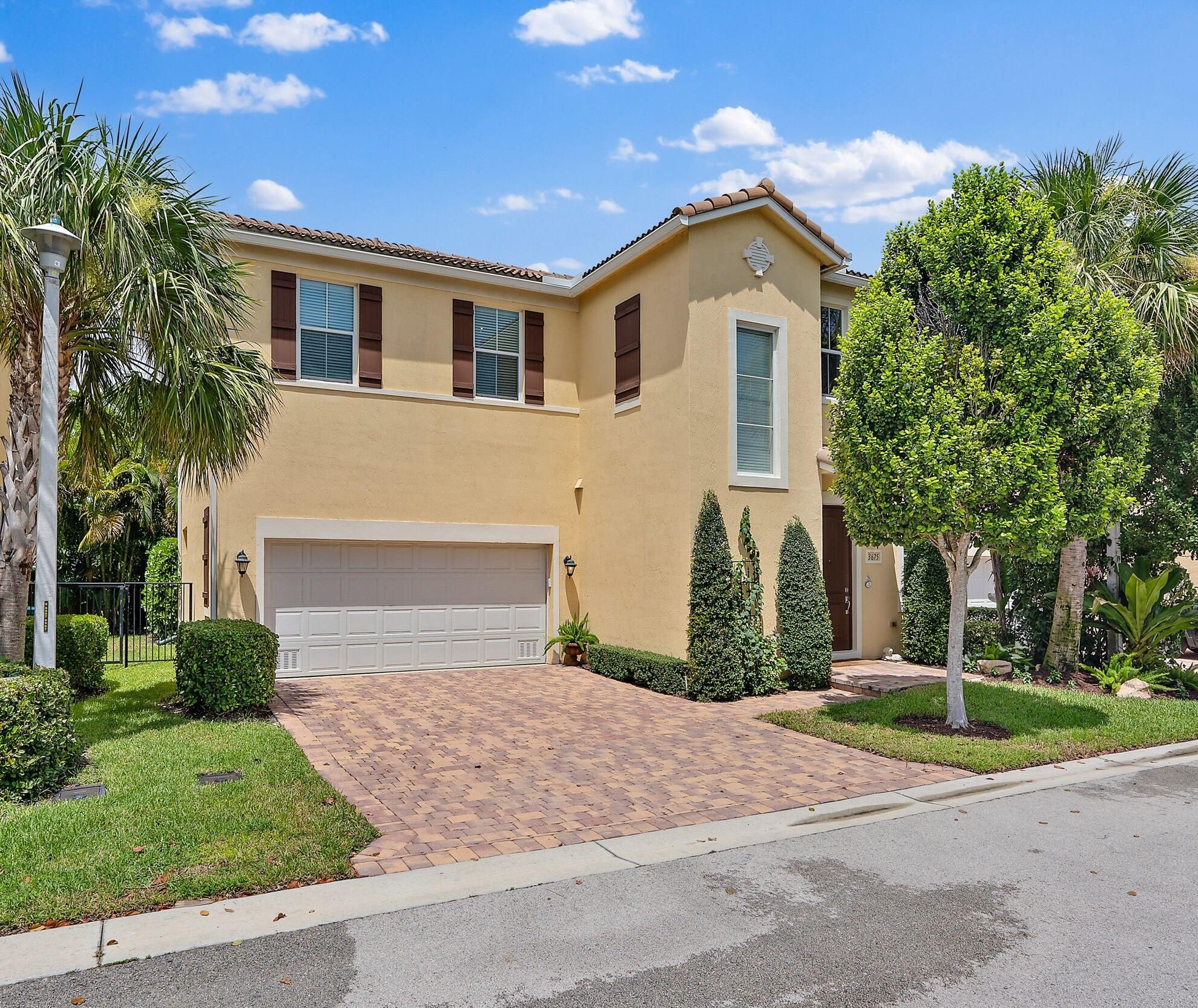 Home for sale in ESTATES AT HERITAGE CLUB PUD 1 Boynton Beach Florida