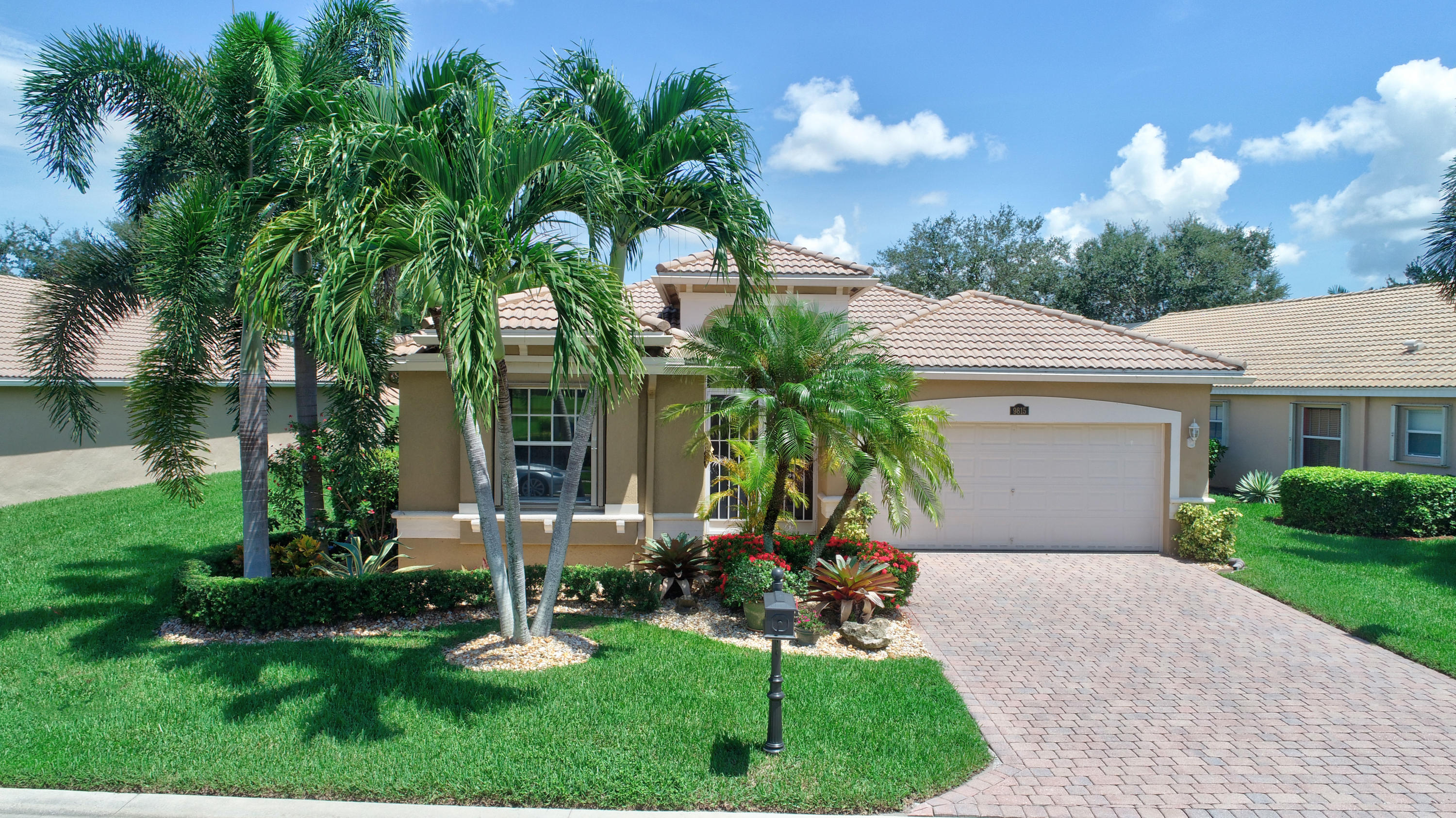 Home for sale in Bellaggio Lake Worth Florida