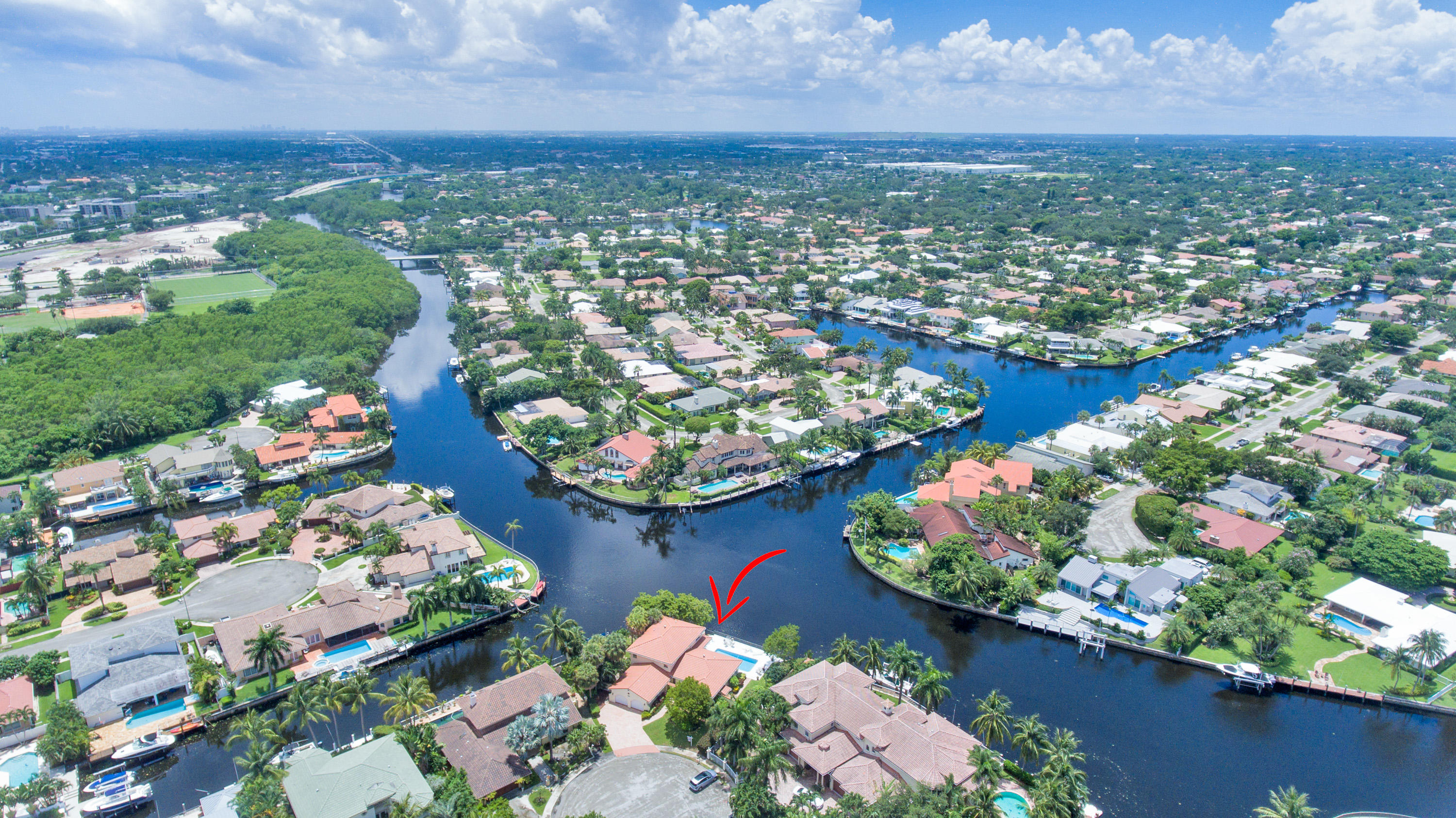 Home for sale in Estoville Boca Raton Florida