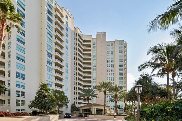Home for sale in TOSCANA SOUTH CONDO Highland Beach Florida