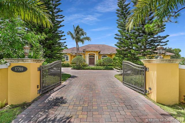 Home for sale in Jupiter Farms Jupiter Florida