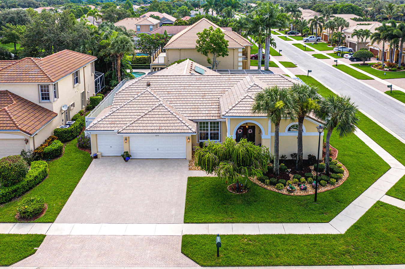 Home for sale in Aberdeen Bristol Lakes Boynton Beach Florida