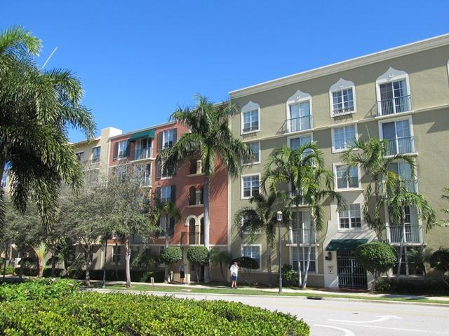 Home for sale in courtyards in cityplace condo West Palm Beach Florida