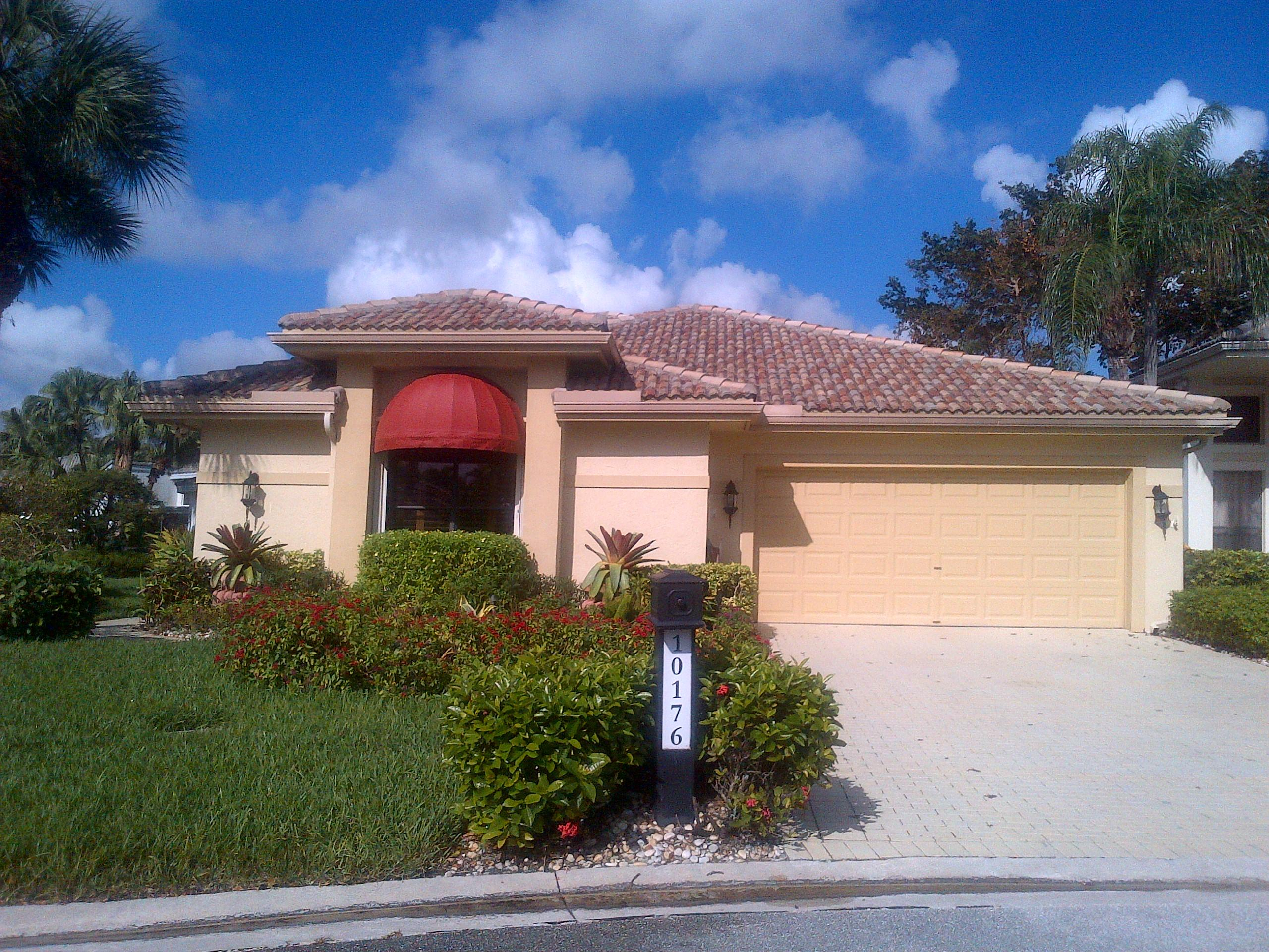 Home for sale in Stonebridge Country Club Boca Raton Florida