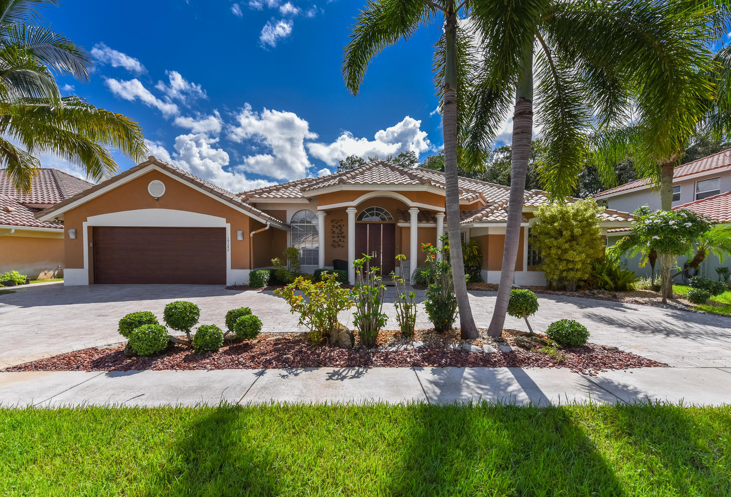 Home for sale in Boca Isles West Boca Raton Florida