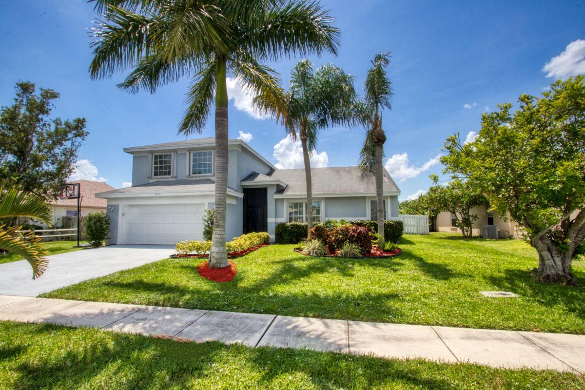 Home for sale in Cinnabar Boynton Beach Florida