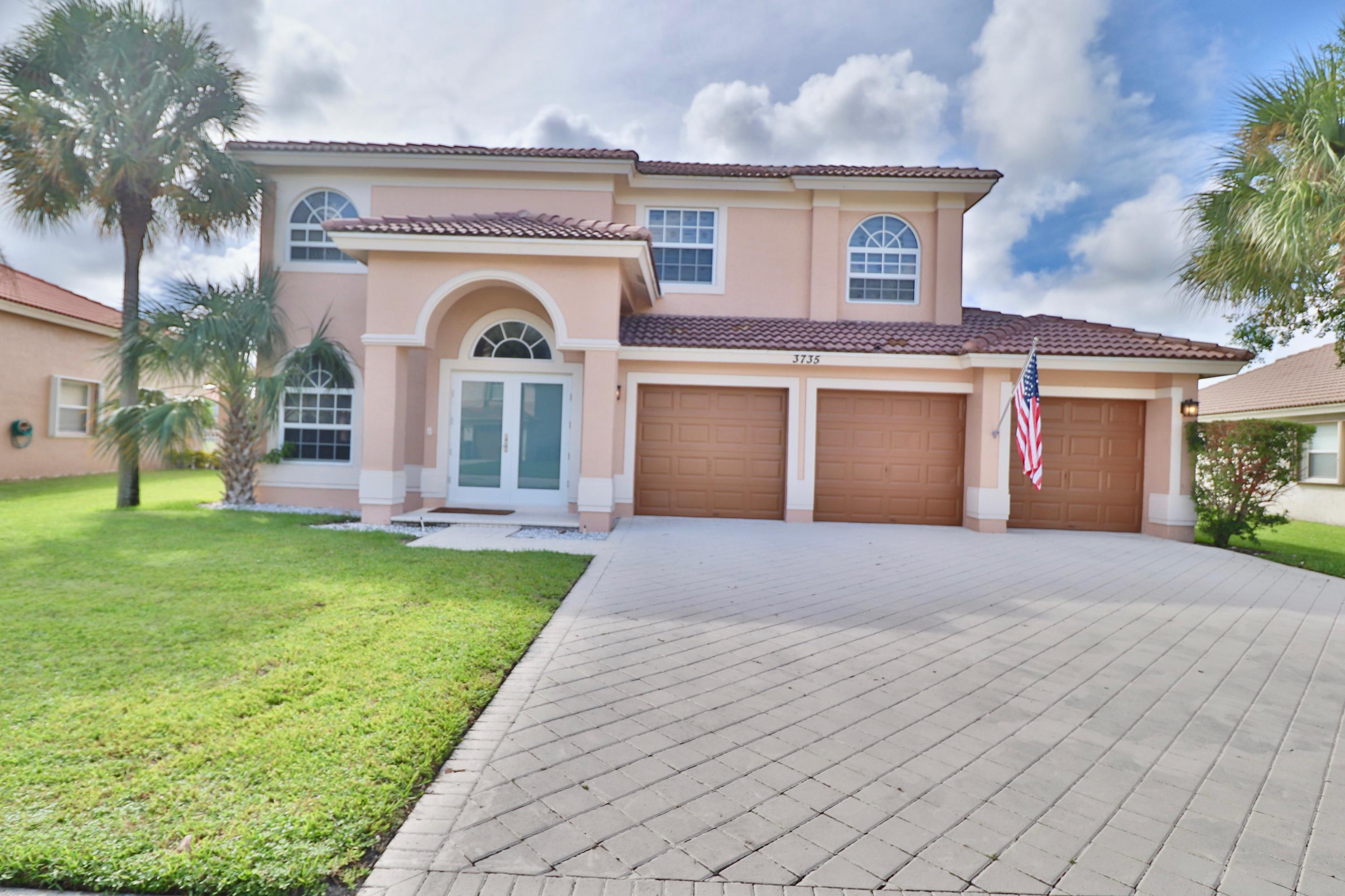 Home for sale in ORANGE POINT TR B Wellington Florida