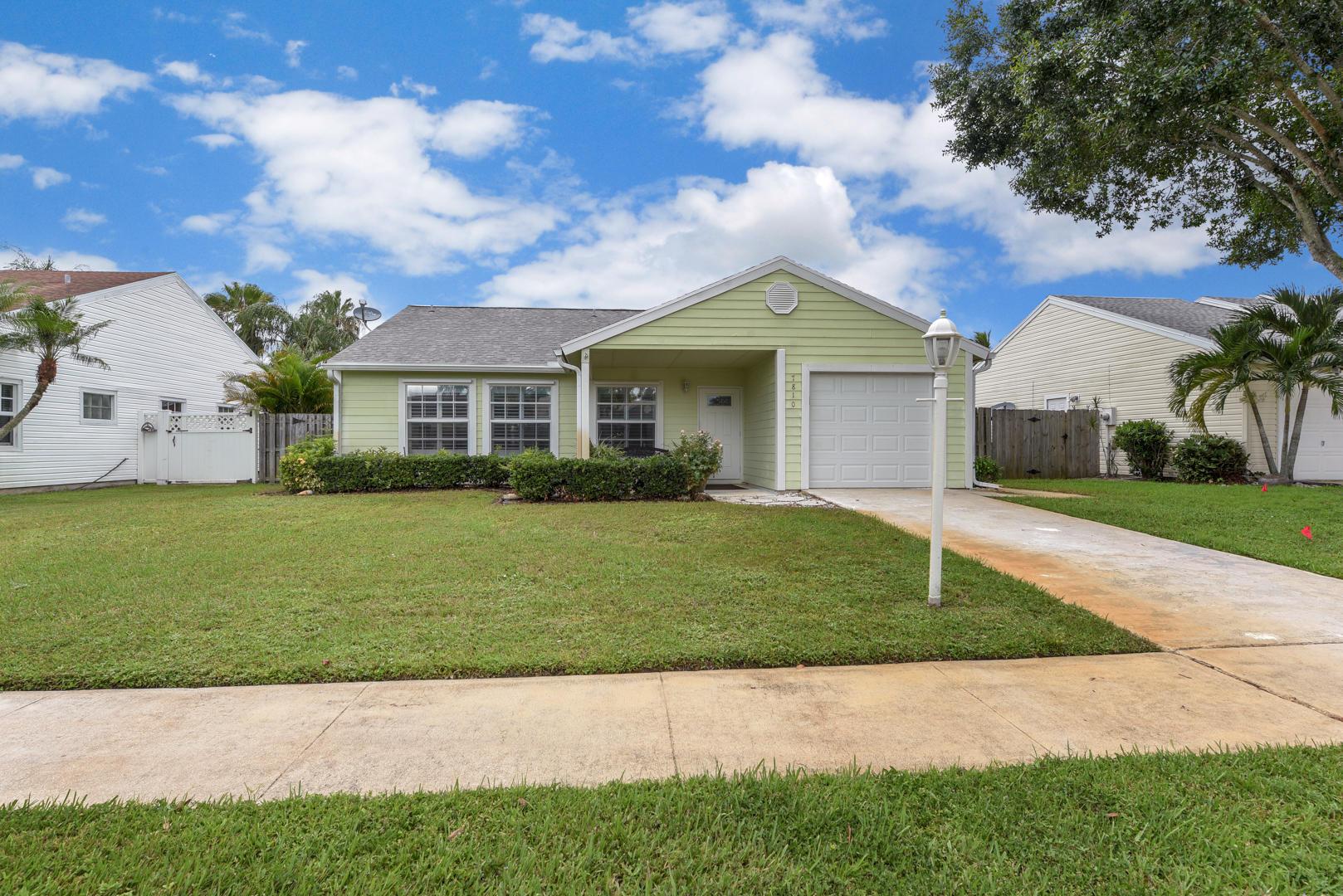 7810 Blairwood Circle Lake Worth, FL 33467 photo 22