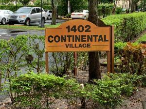 Continental Village Condo