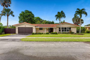 Home for sale in ROYAL OAK HILLS 1ST SEC Boca Raton Florida