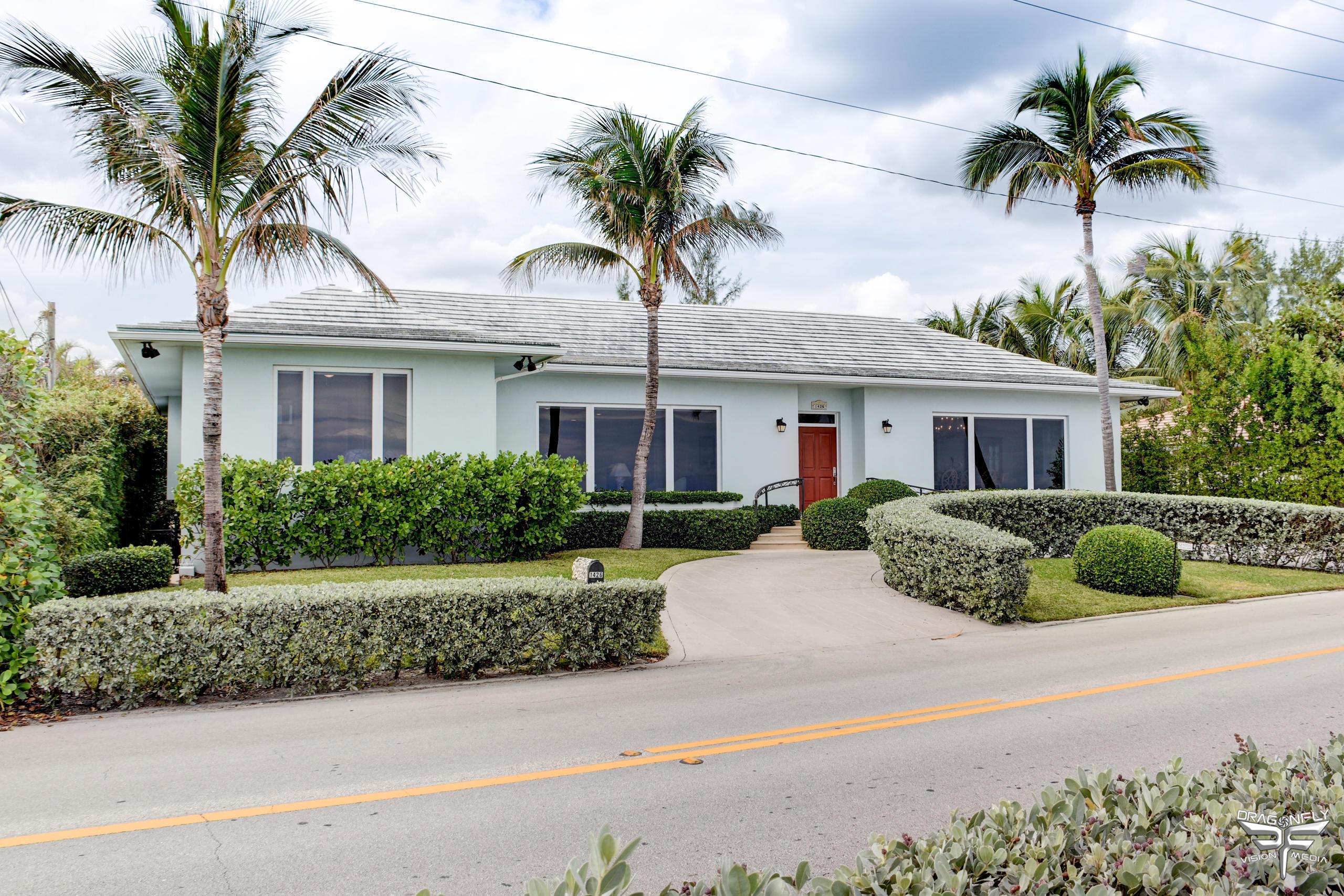 1426 N Ocean Boulevard - Palm Beach, Florida