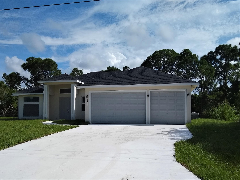 Photo of 400 SW Dagget Avenue, Port Saint Lucie, FL 34953