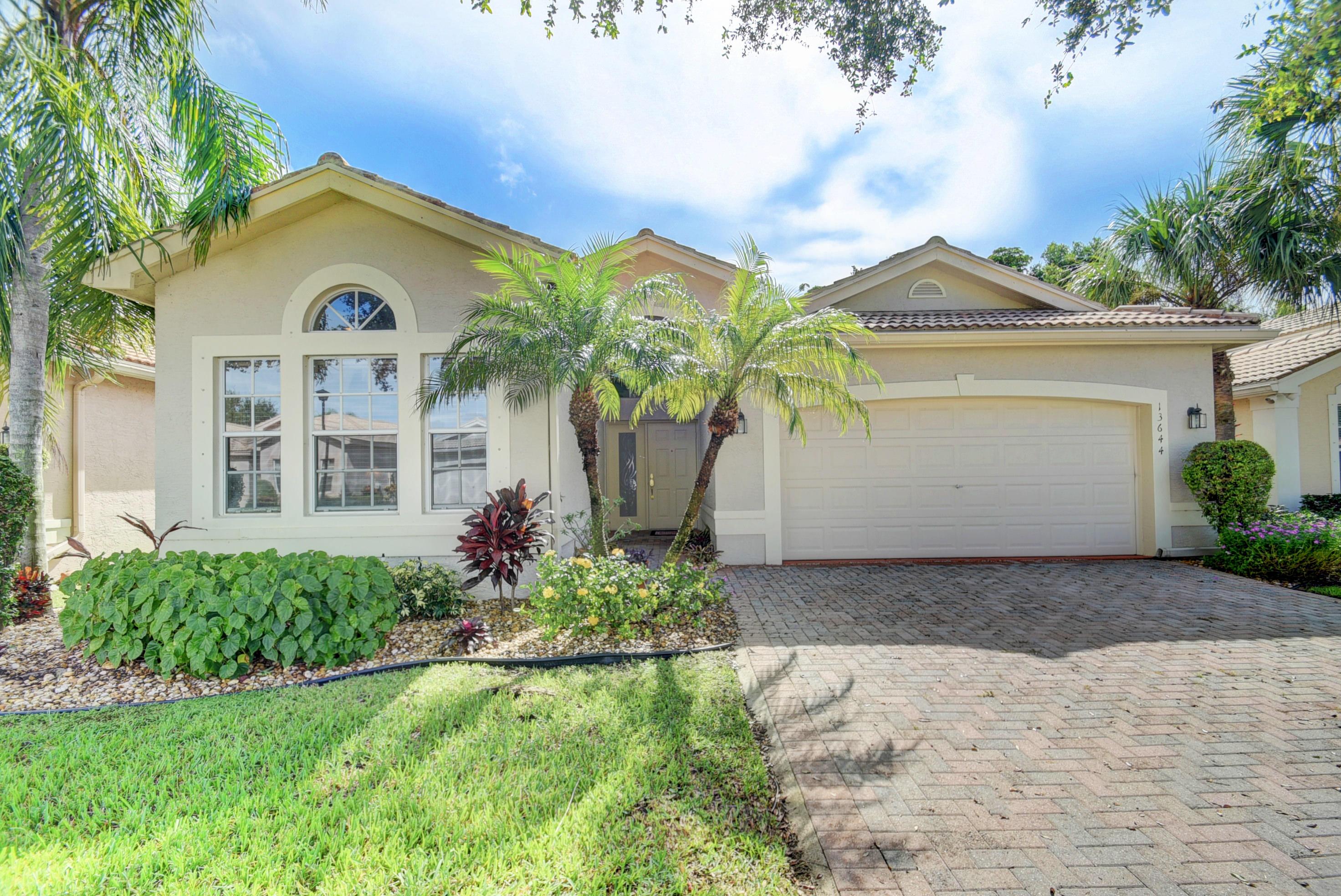 13644 Sabatini Lane  Delray Beach, FL 33446