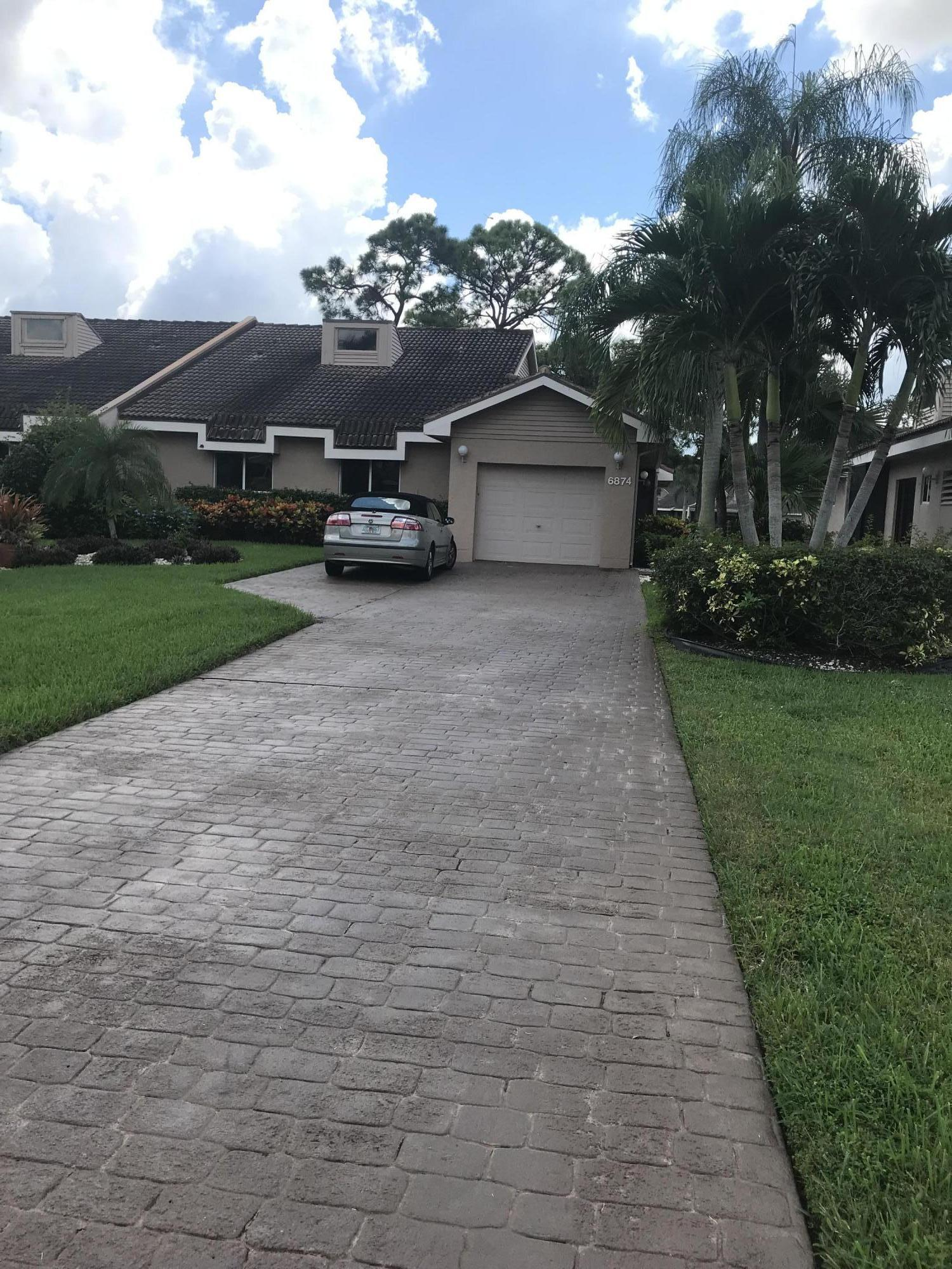 Home for sale in THE FOUNTAINS COUNTRY CLUB Lake Worth Florida