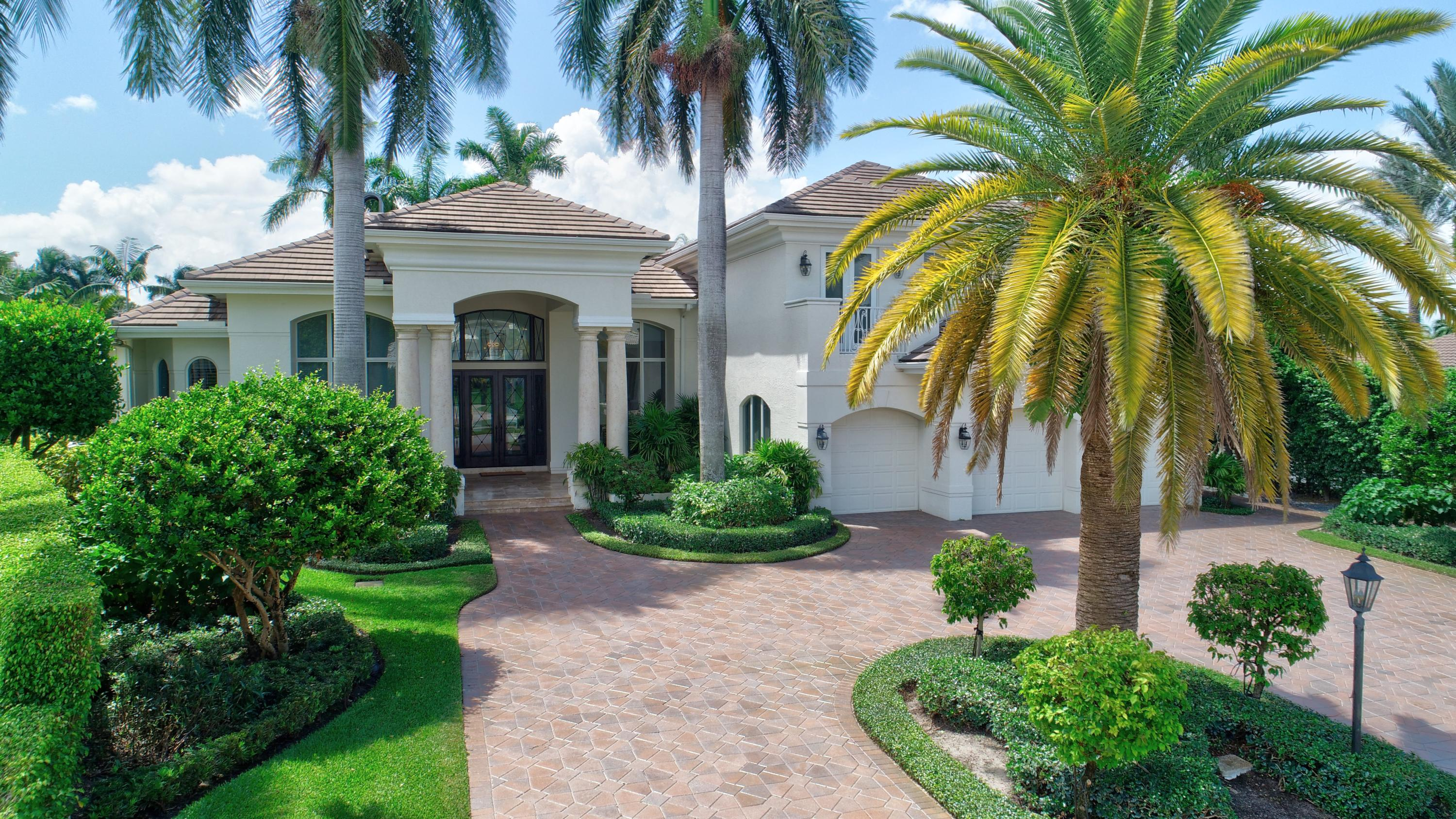17711  Lake Estates Drive , Boca Raton FL 33496 is listed for sale as MLS Listing RX-10558432 photo #1