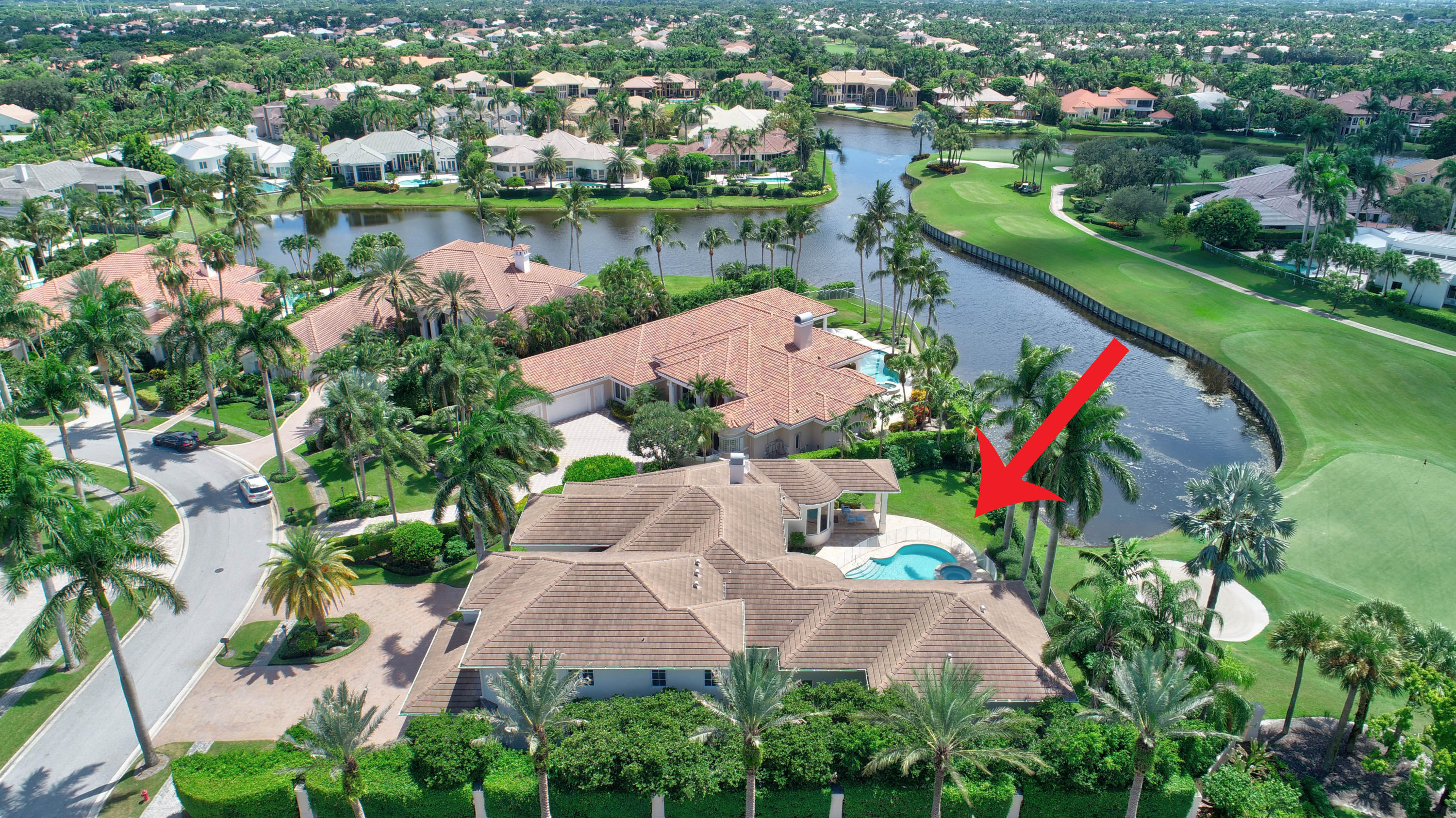 17711  Lake Estates Drive , Boca Raton FL 33496 is listed for sale as MLS Listing RX-10558432 photo #46