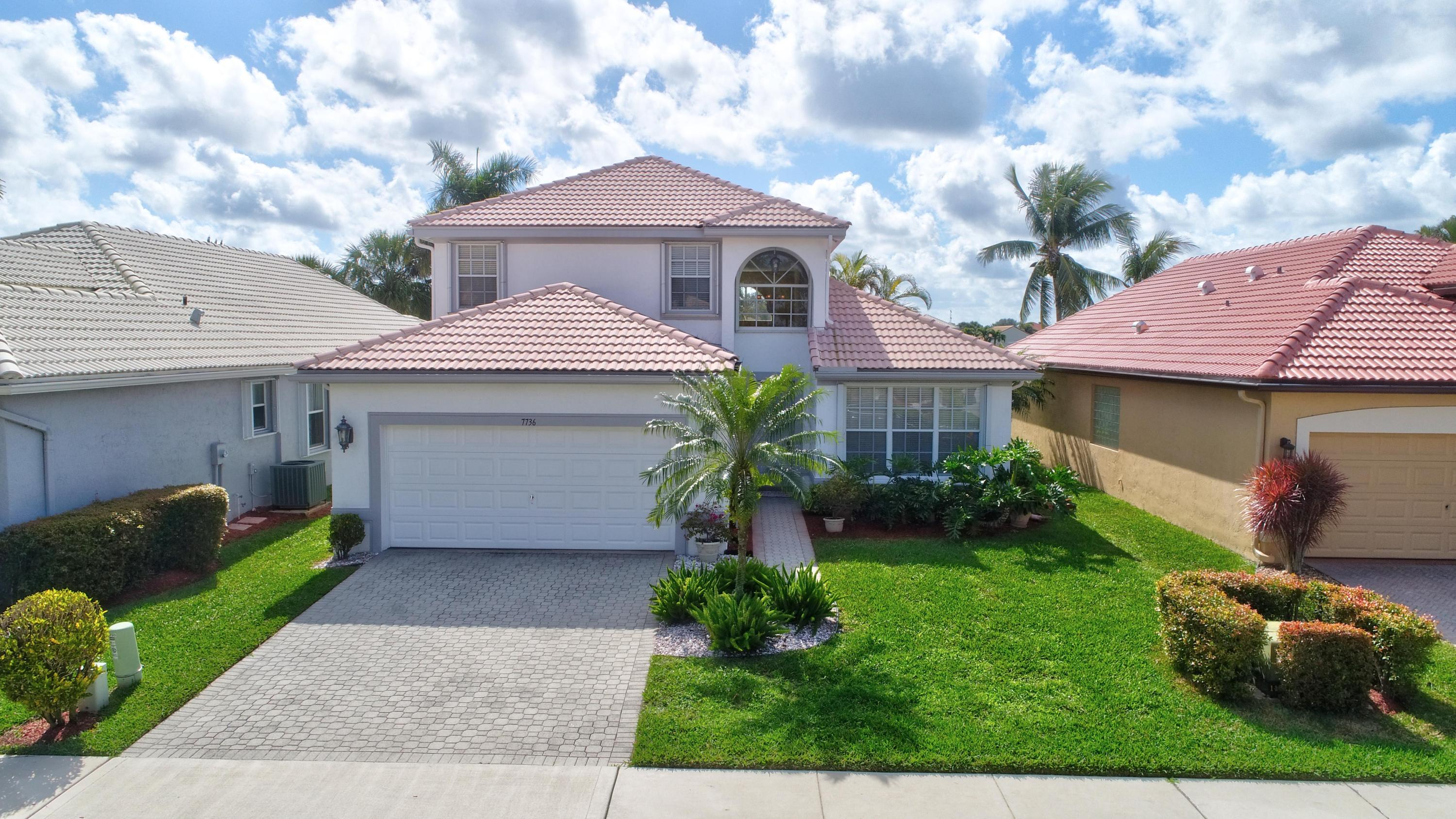 7736 Monarch Court  Delray Beach, FL 33446