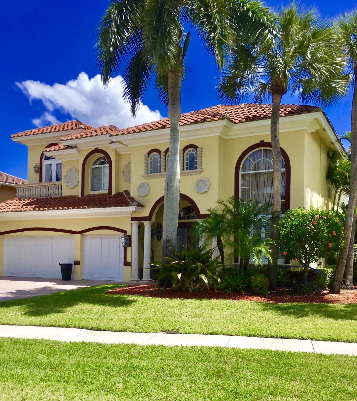 9718 Coronado Lake Drive  Boynton Beach FL 33437