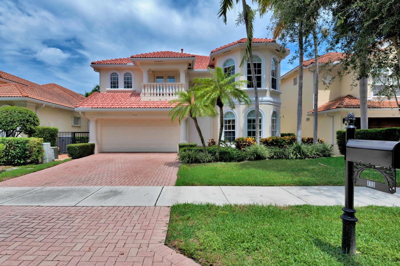 713 Maritime Way  North Palm Beach FL 33410