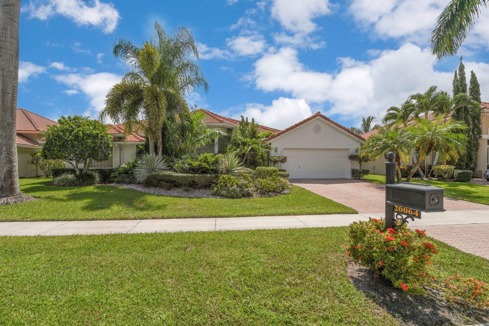 Home for sale in Boca Isles South PH 5F Boca Raton Florida