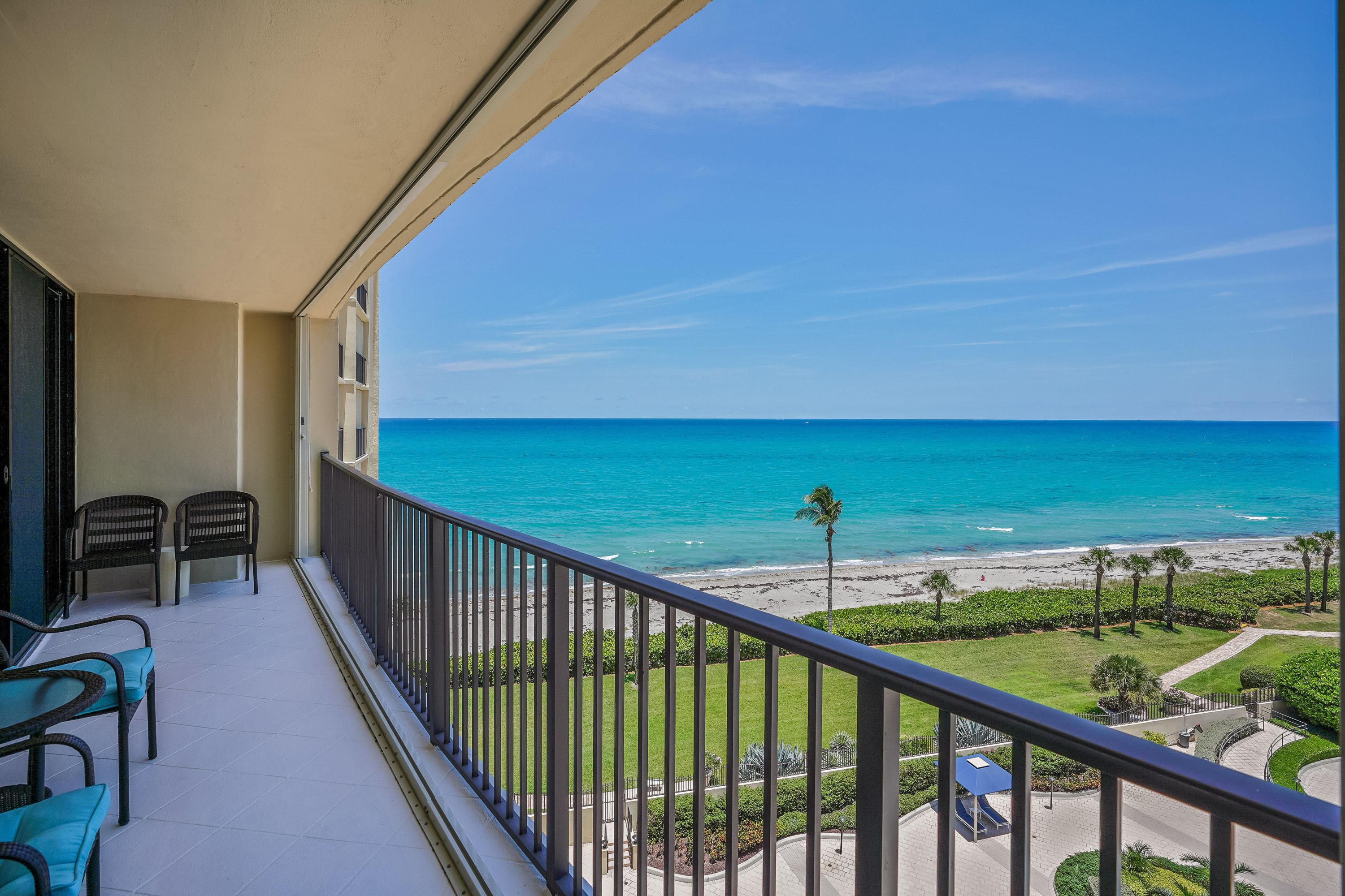 Home for sale in ocean trail condo Jupiter Florida