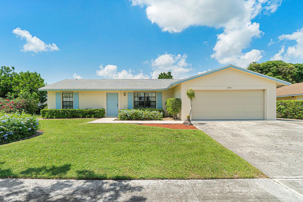 234 La Mancha Avenue Royal Palm Beach, FL 33411