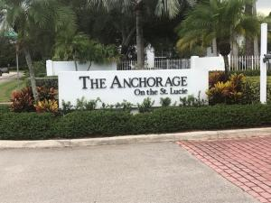 Anchorage On The St Lucie, A Condominium