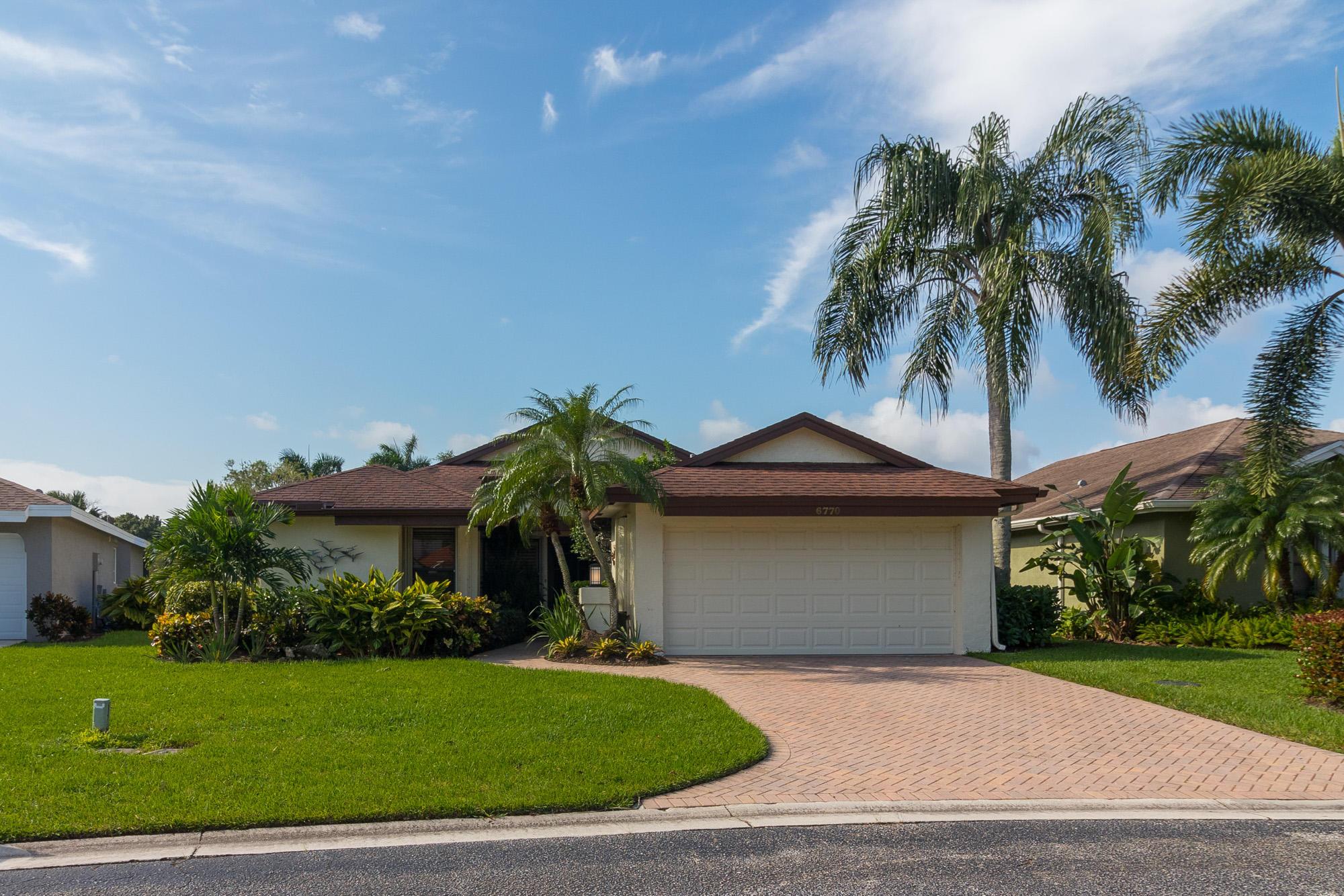 6770 Touchstone Circle, Palm Beach Gardens, Florida 33418, 2 Bedrooms Bedrooms, ,2 BathroomsBathrooms,F,Single family,Touchstone,RX-10558192