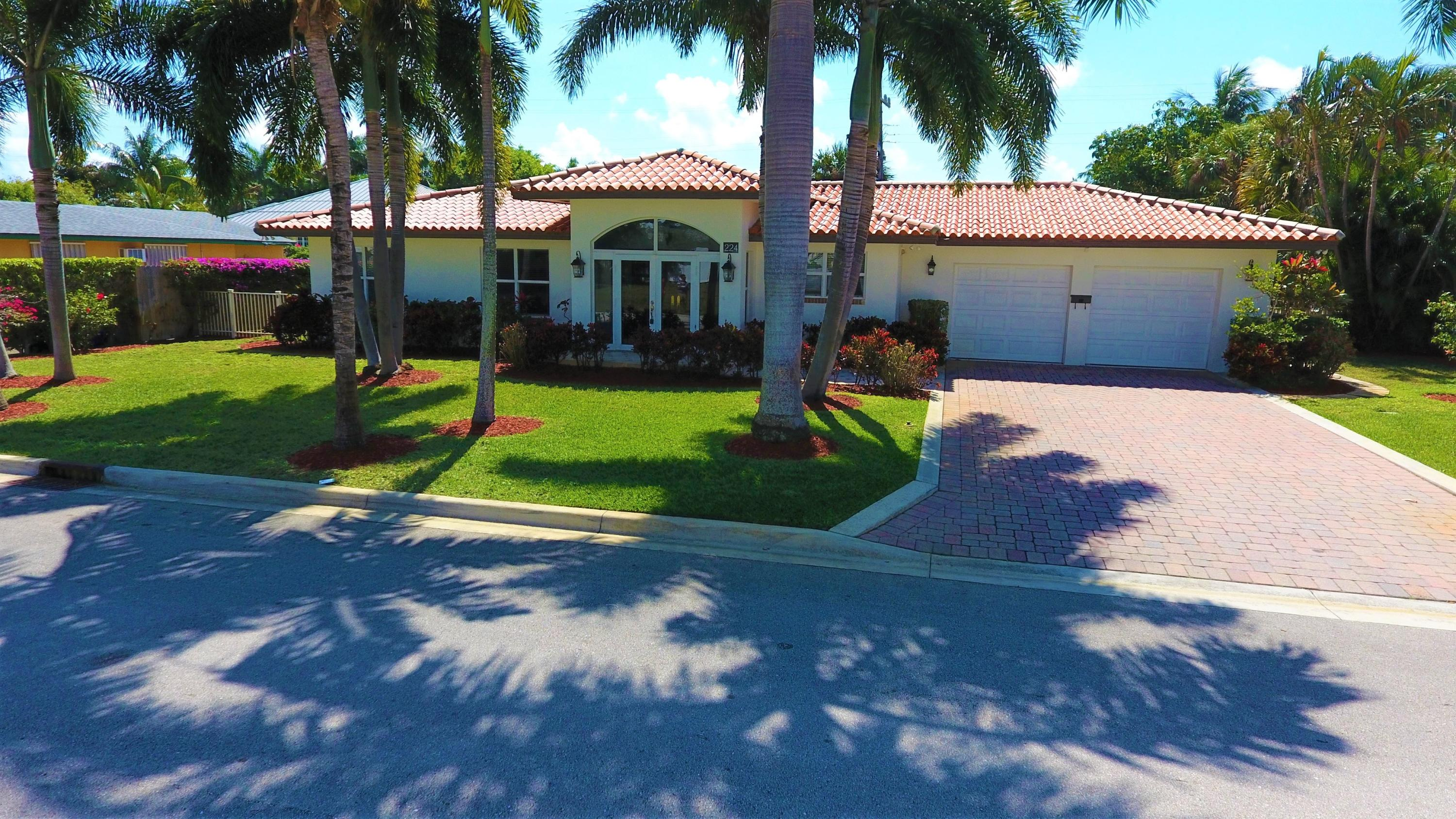 Home for sale in Edmor Estates West Palm Beach Florida