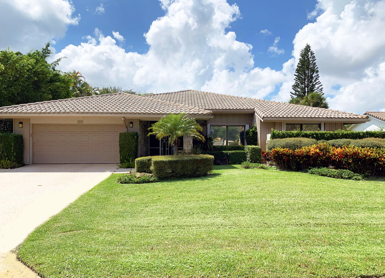 Home for sale in The Seagate Country Club Delray Beach Florida