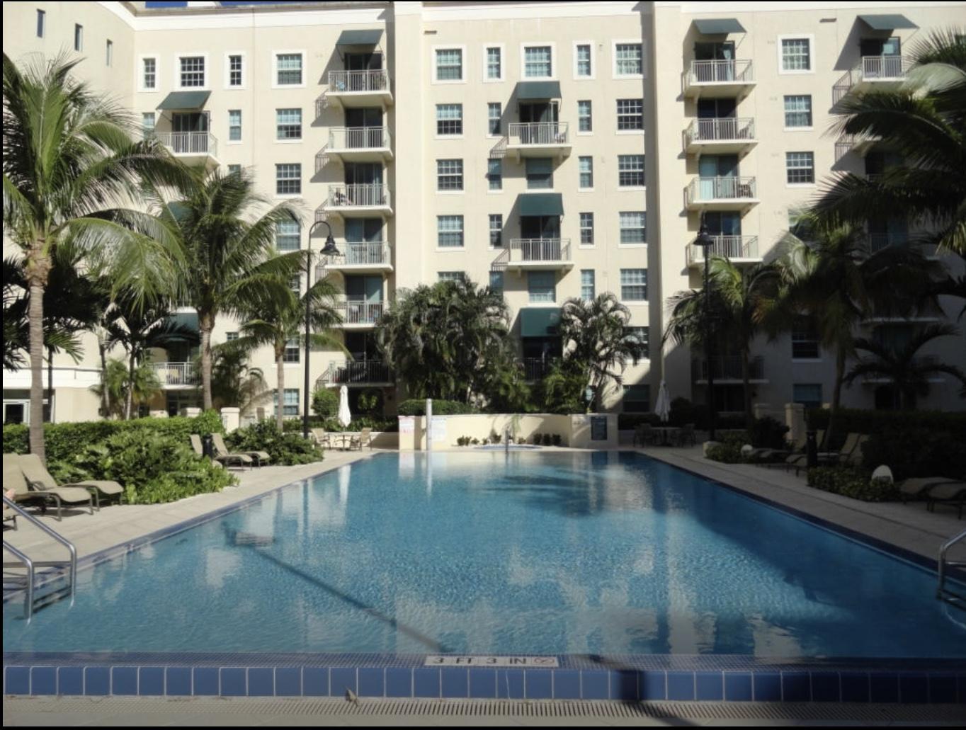 Home for sale in 610 CLEMATIS CONDOMINIUM West Palm Beach Florida