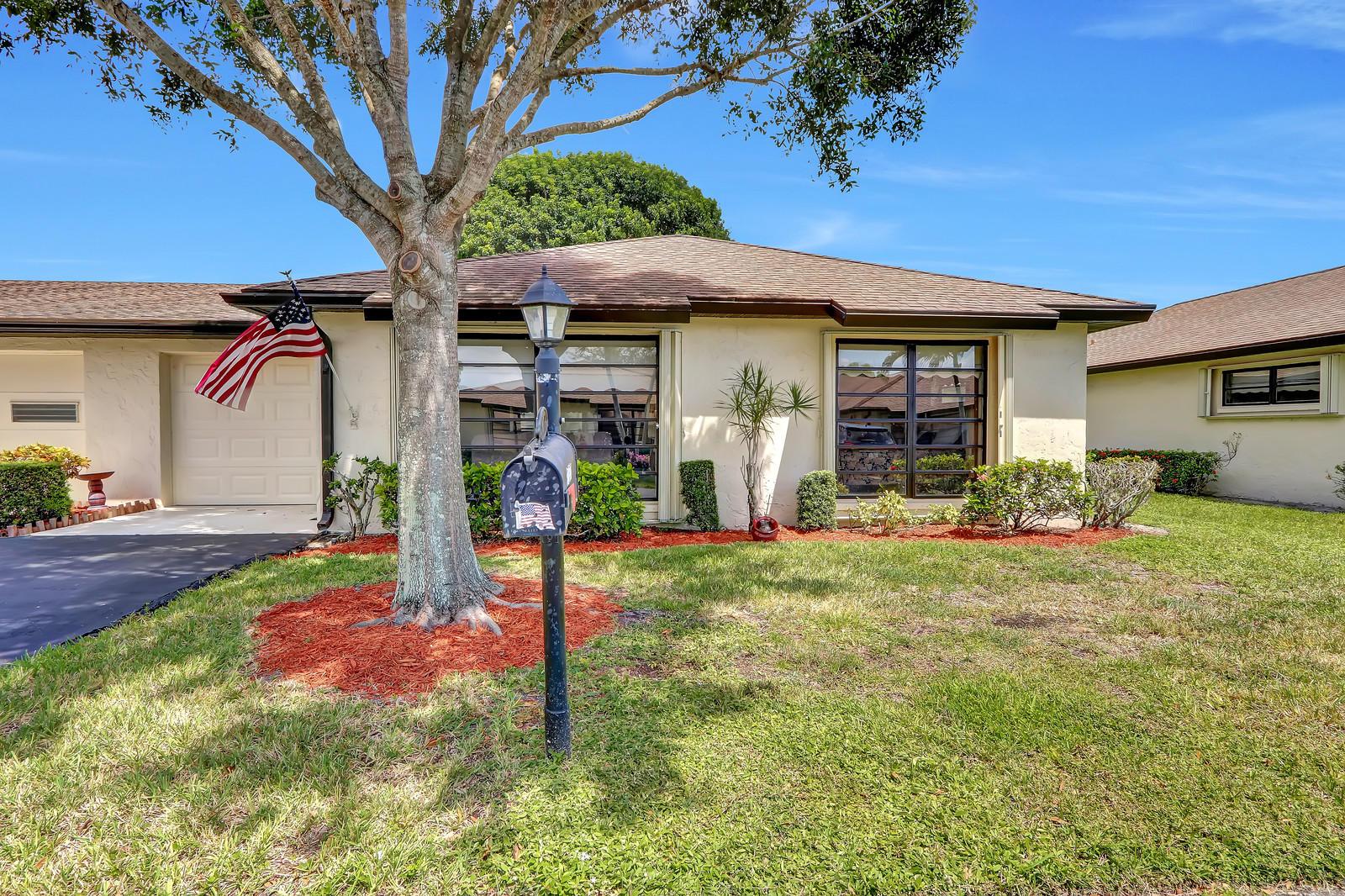 Home for sale in GREENTREE VILLAS CONDO Boynton Beach Florida