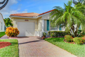 FLORAL LAKES 2 home 15309 Lake Wildflower Road Delray Beach FL 33484