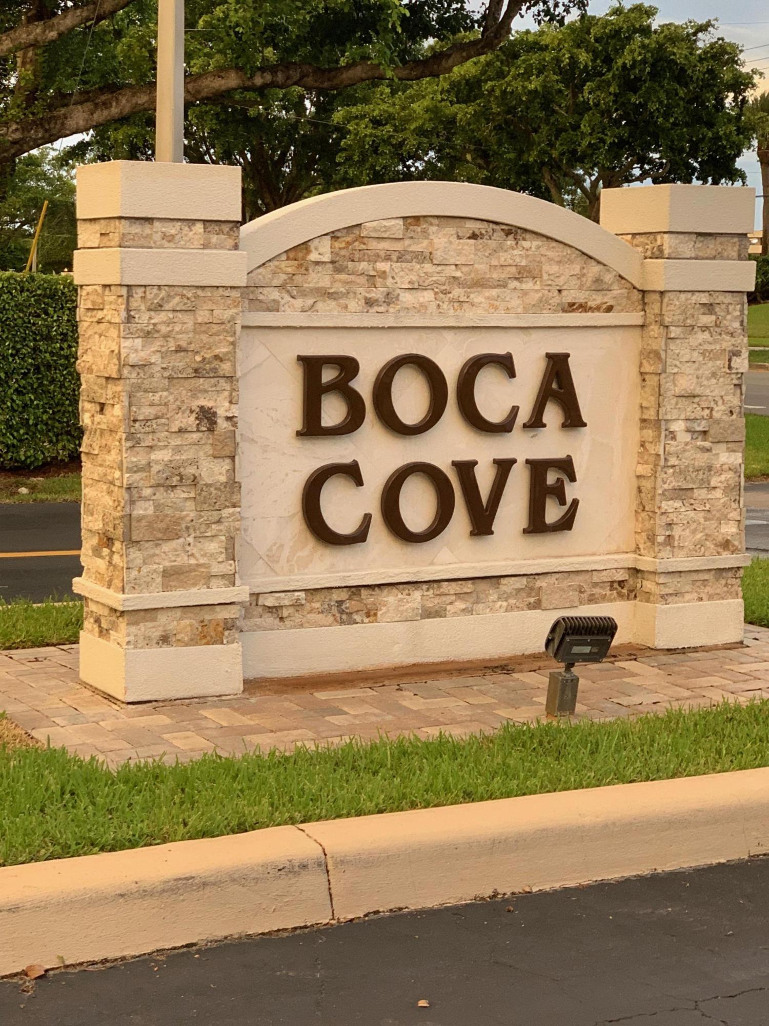 Home for sale in BOCA COVE CONDO Boca Raton Florida