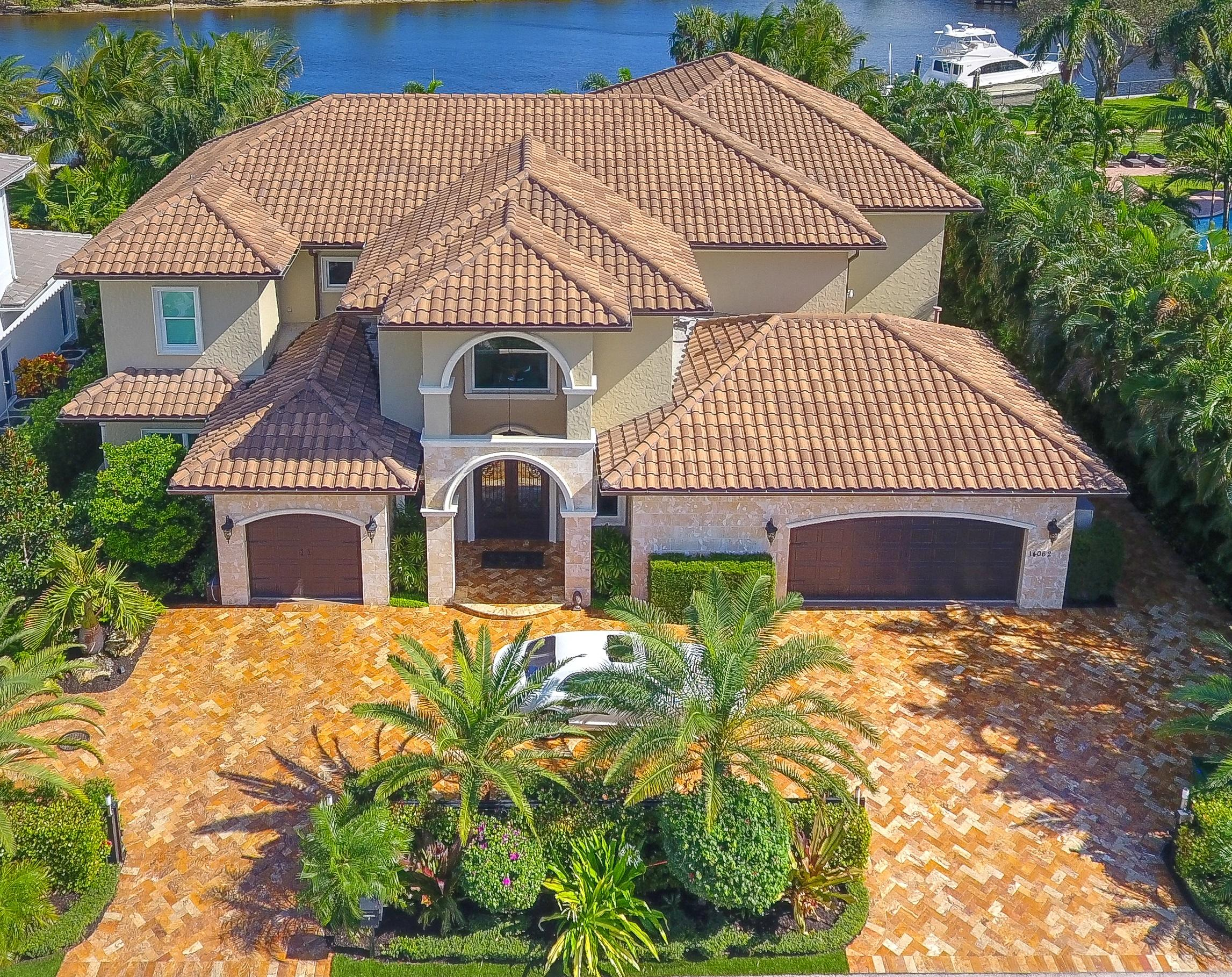 New Home for sale at 14062 Paradise Point Road in Juno Beach