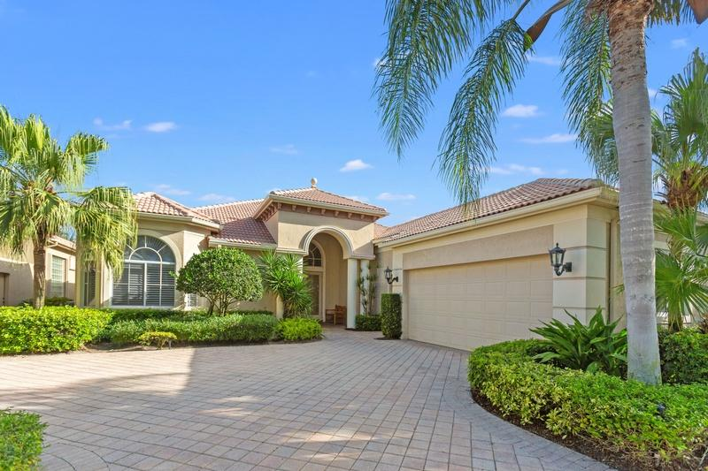 Home for sale in Vintage Isles - Ballenisles Palm Beach Gardens Florida